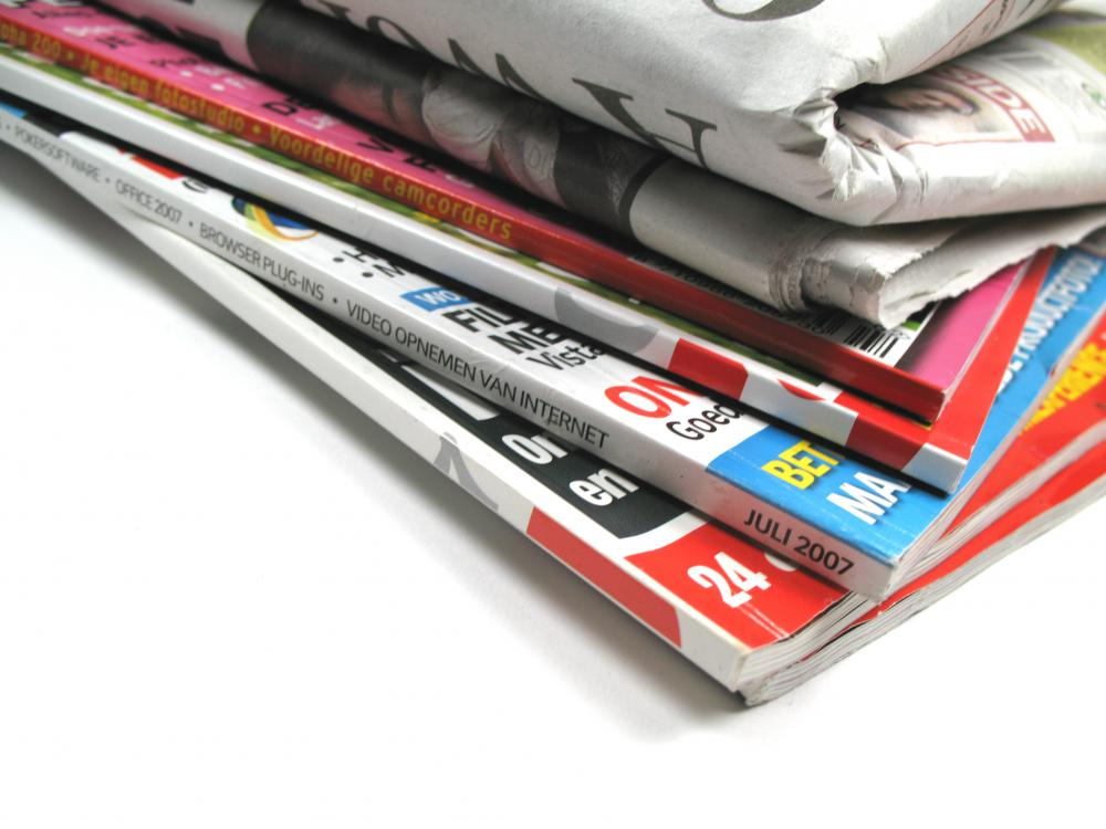 A magazine subscription is an ideal gift for readers.