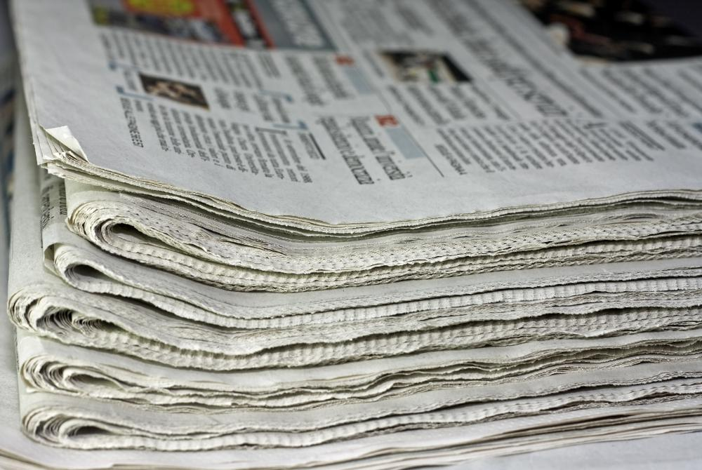 Communications coordinators may create press releases for print in local newspapers.