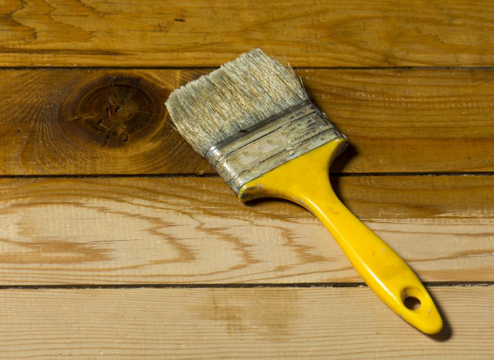 Wood ends tend to soak up stain quickly.
