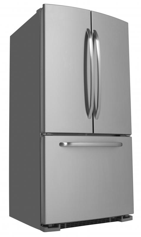 Energy-guzzling objects, such as refrigerators, can create interference with other household electronics.
