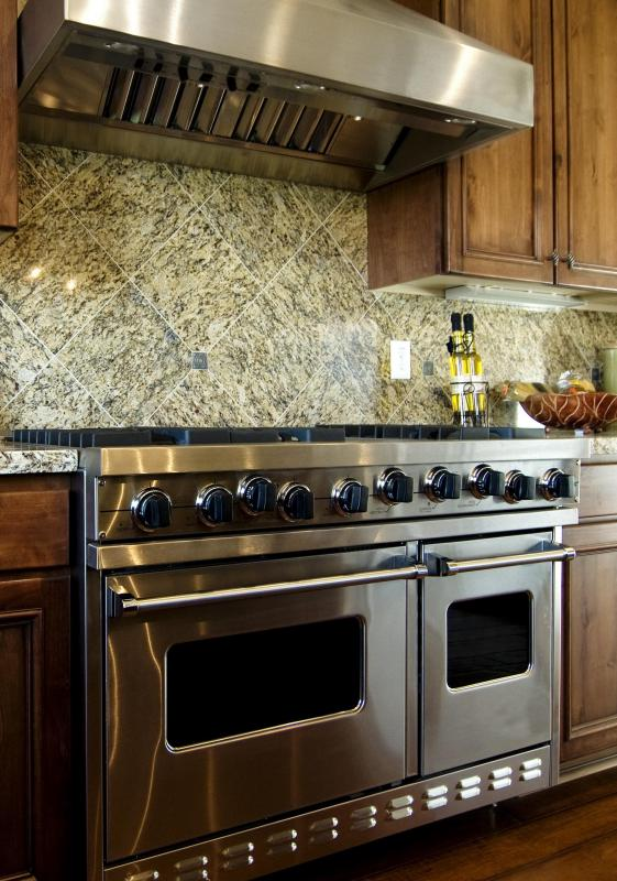 A Luxurious Cooking Appliance Is Typically Featured In A Gourmet Kitchen.