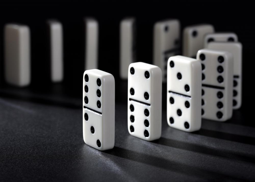 What Games are Played with Dominoes? (with pictures)