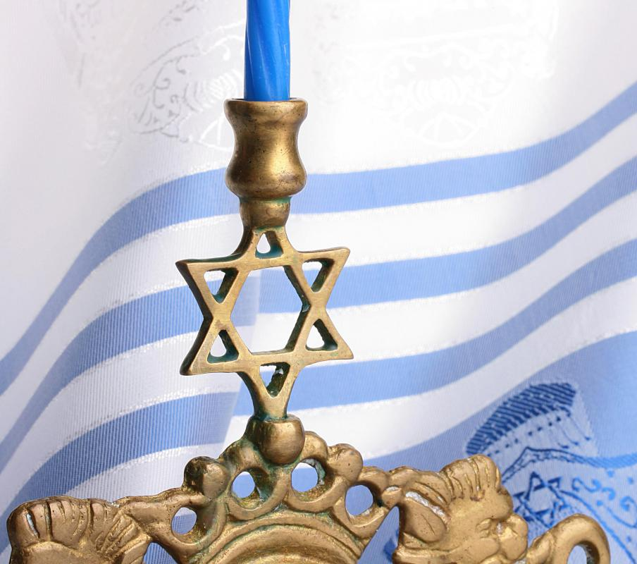 Judaism is one of the Abrahamic religions, which account for more than half of the world's population.