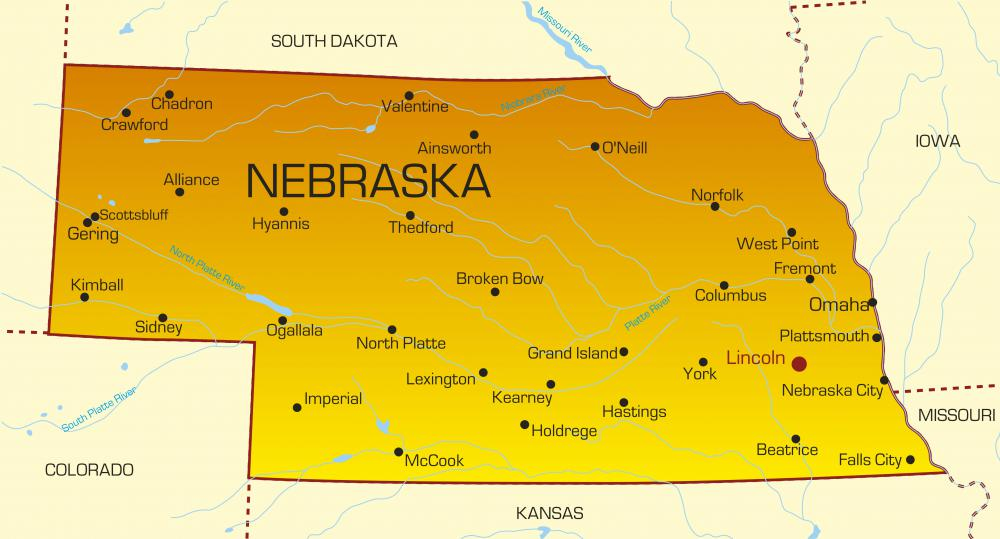 Nebraska does not have a dram law.