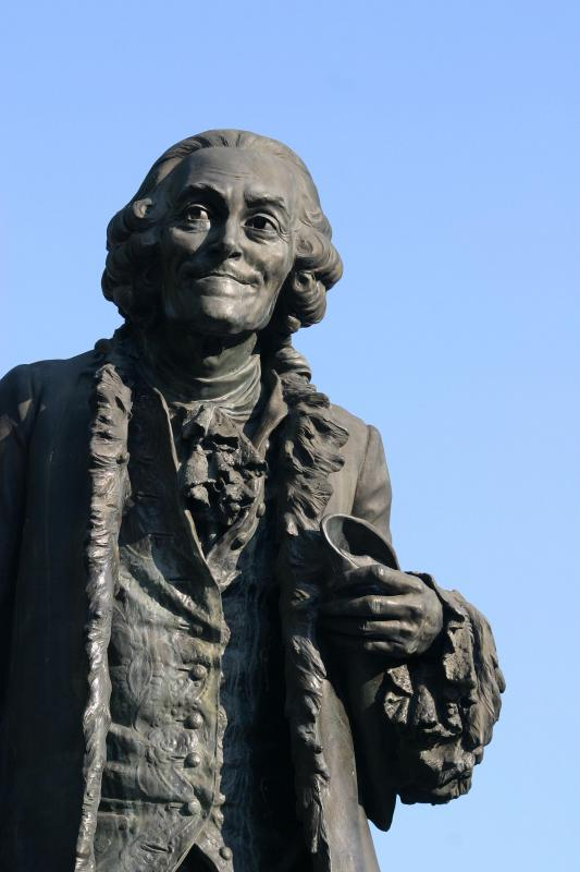 Voltaire was associated with the Masons.