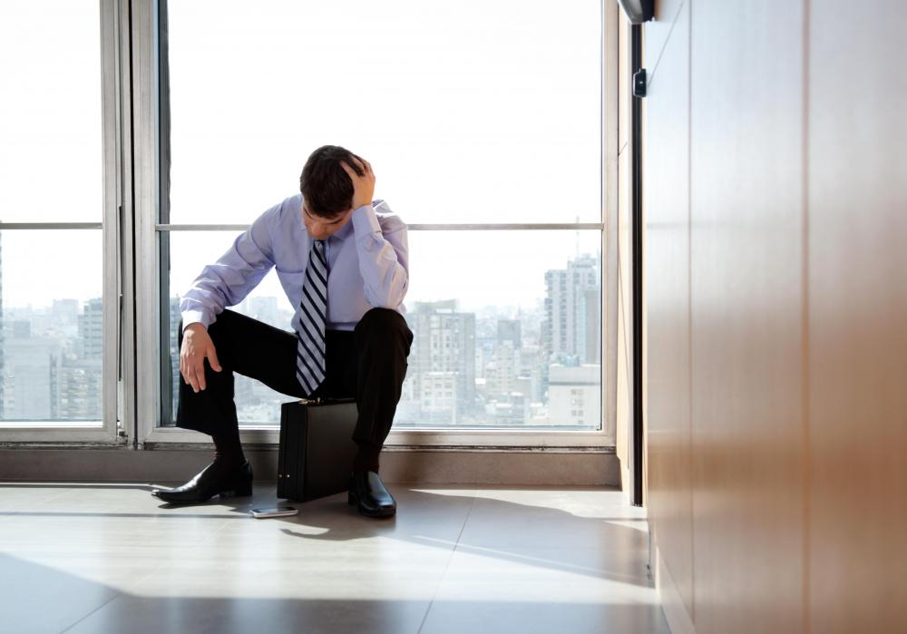 Stress exhaustion can negatively affect work performance.