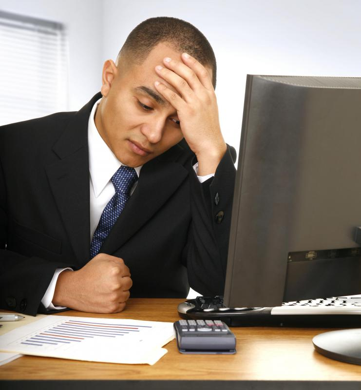 An executive coordinator must be able to handle high stress situations.