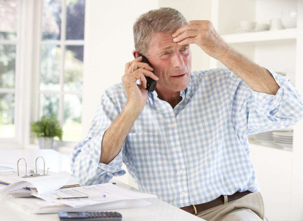 Collection agencies are not allowed to harass debtors with multiple phone calls.