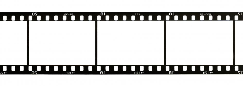 Film technology has been evolving since the late-19th century.