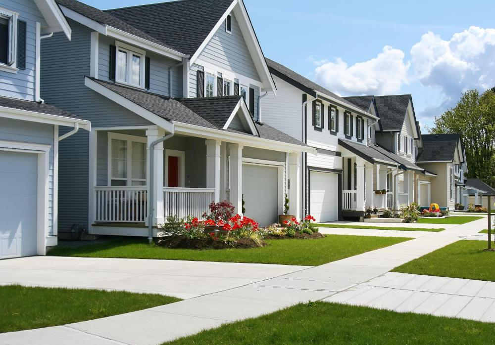 A real estate developer may specialize in building subdivisions.