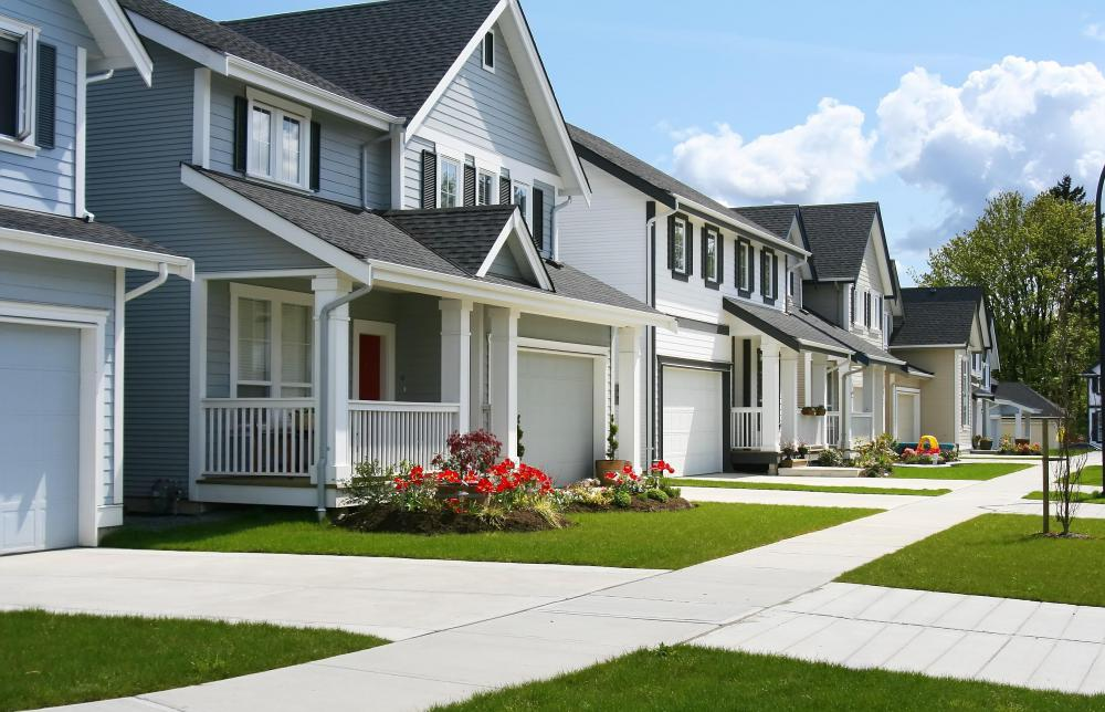 What is an easement deed with picture for Americanhouse com