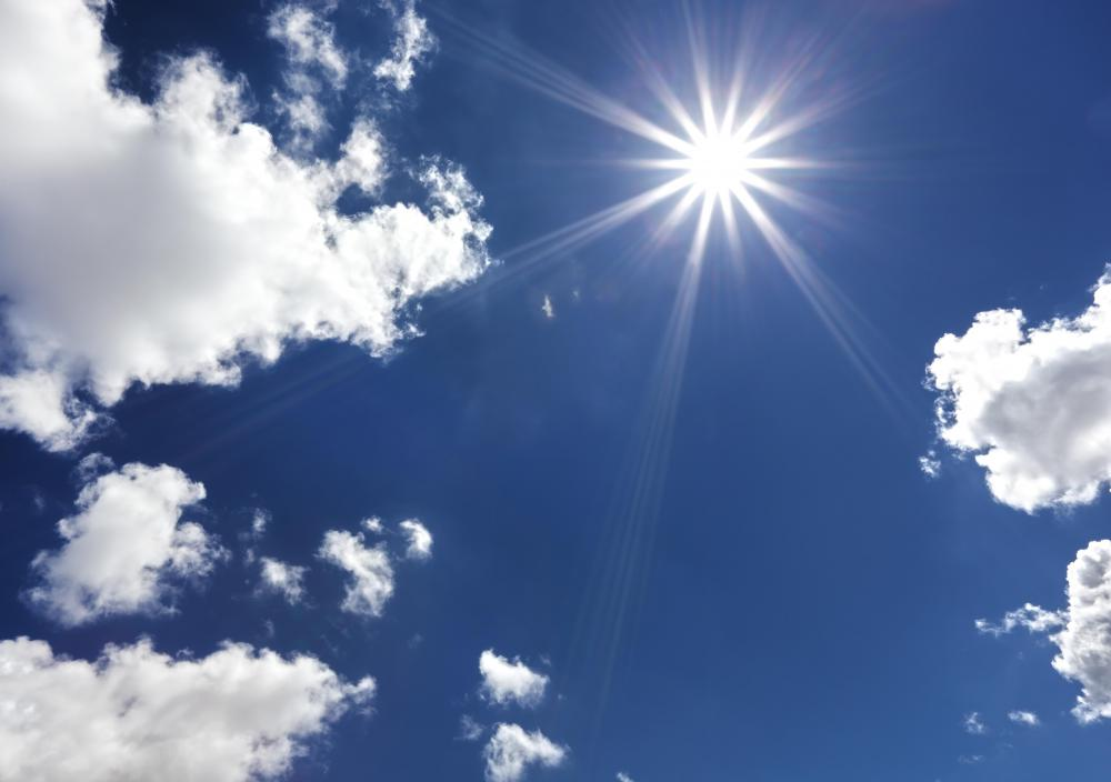 The sun's rays help the human body to produce vitamin D, which prevents rickets.