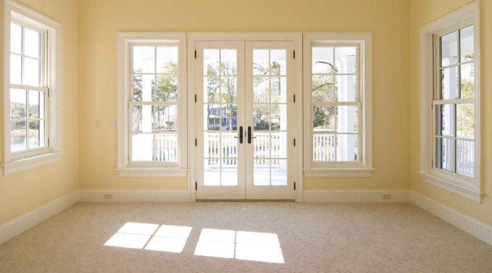A Sun Room May Feature Carpet