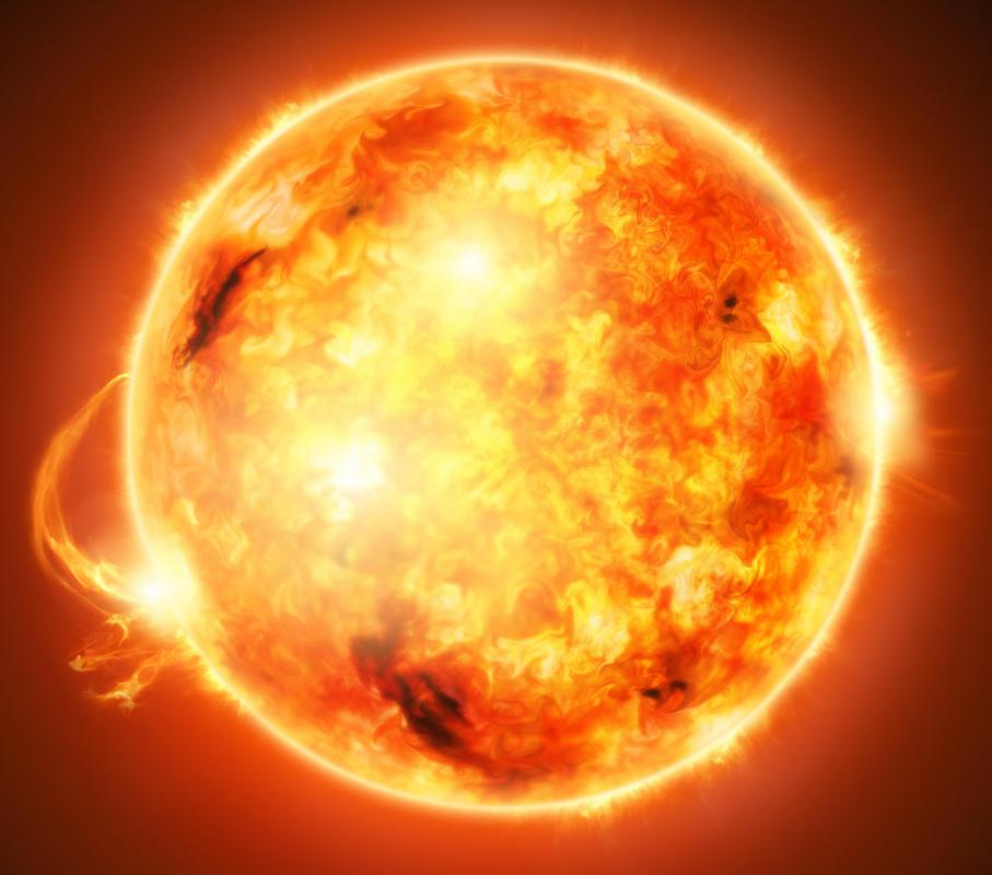 X-ray telescopes collect information about solar activity and make predictions about solar flares.