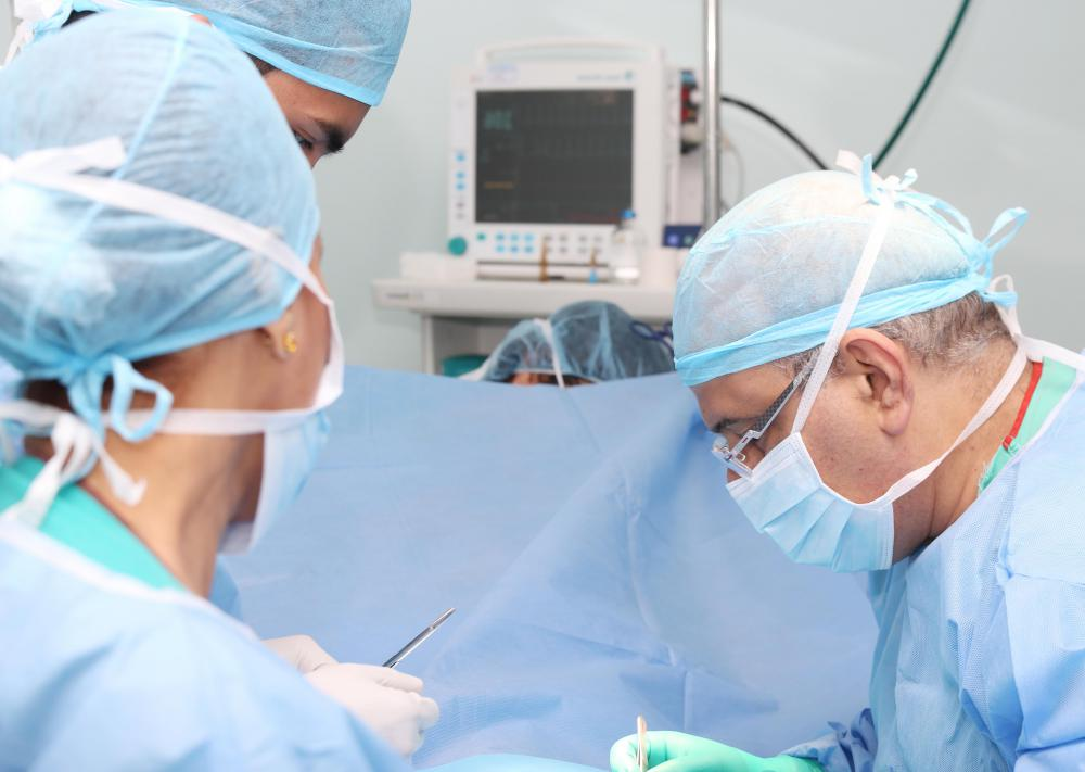 Preputioplasty is a surgical procedure performed to correct phimosis.