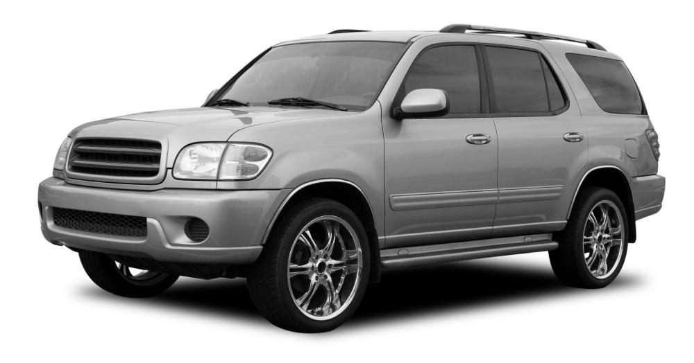 SUVs often need specialized tires.