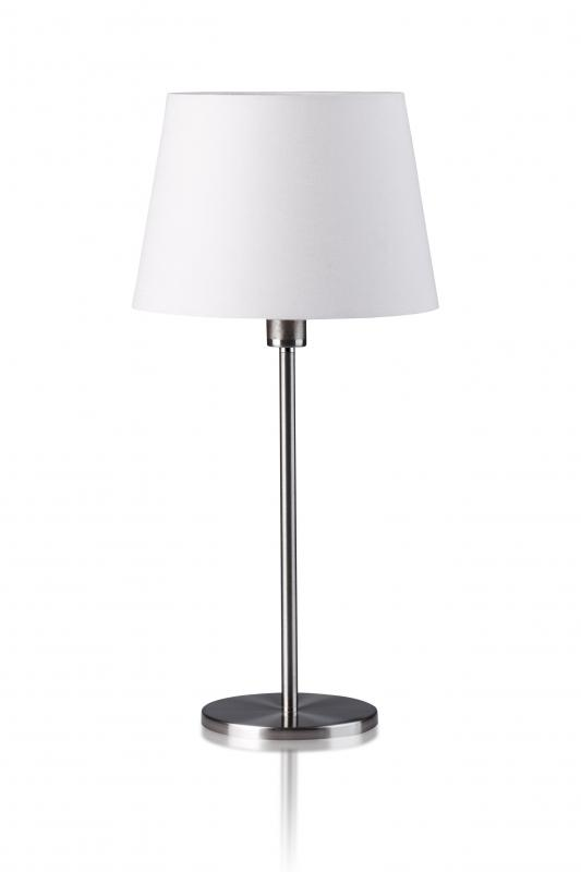 Cordless bedside lamps are convenient when there is no electrical outlet close-by.
