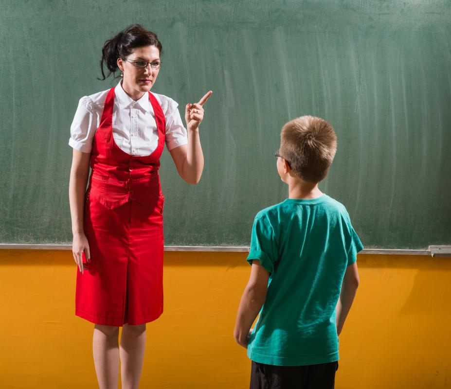 Teacher harassment may cause serious psychological, emotional, and physical harm to a student.