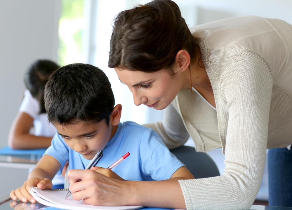 Student teaching experience is a qualification for becoming a kindergarten teacher.