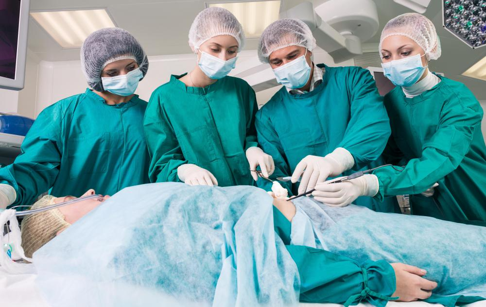 Special training in surgical nursing is required to become a circulating nurse.