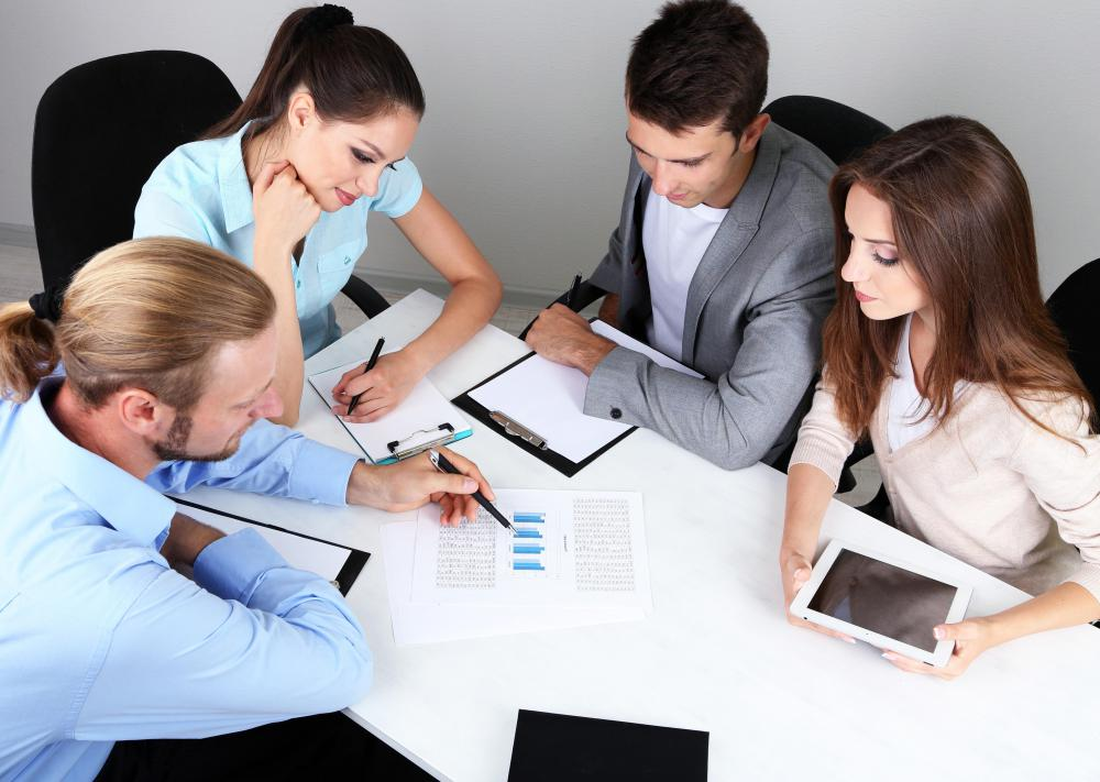Assistant regional managers usually have a mid-sized group of staff to supervise.