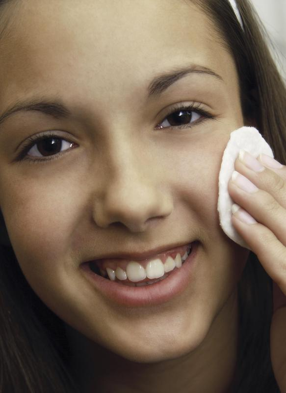 Acne cleansers should be gentle and moisturizing.