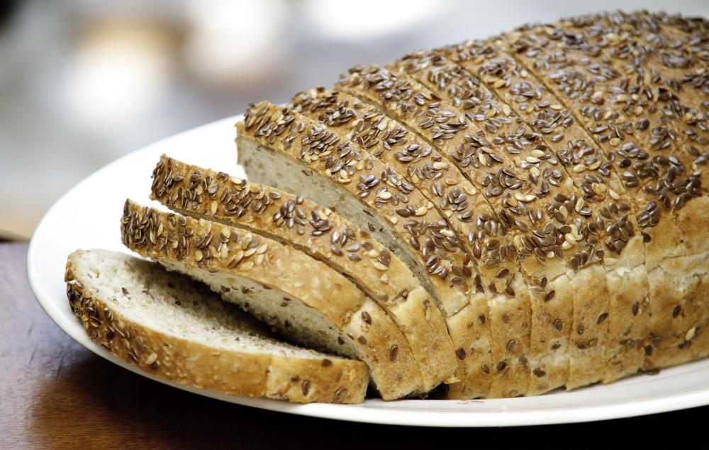 People who eat fiber-rich whole grain breads and cereals may decrease their need to use laxatives.