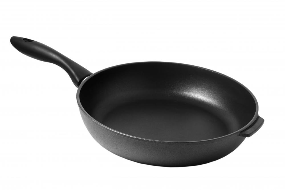 What are the Risks of Using Teflon& Pans? (with pictures)