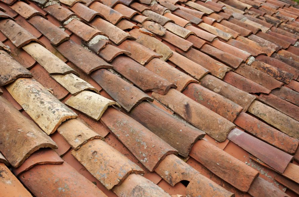 What Is A Tile Roof With Pictures
