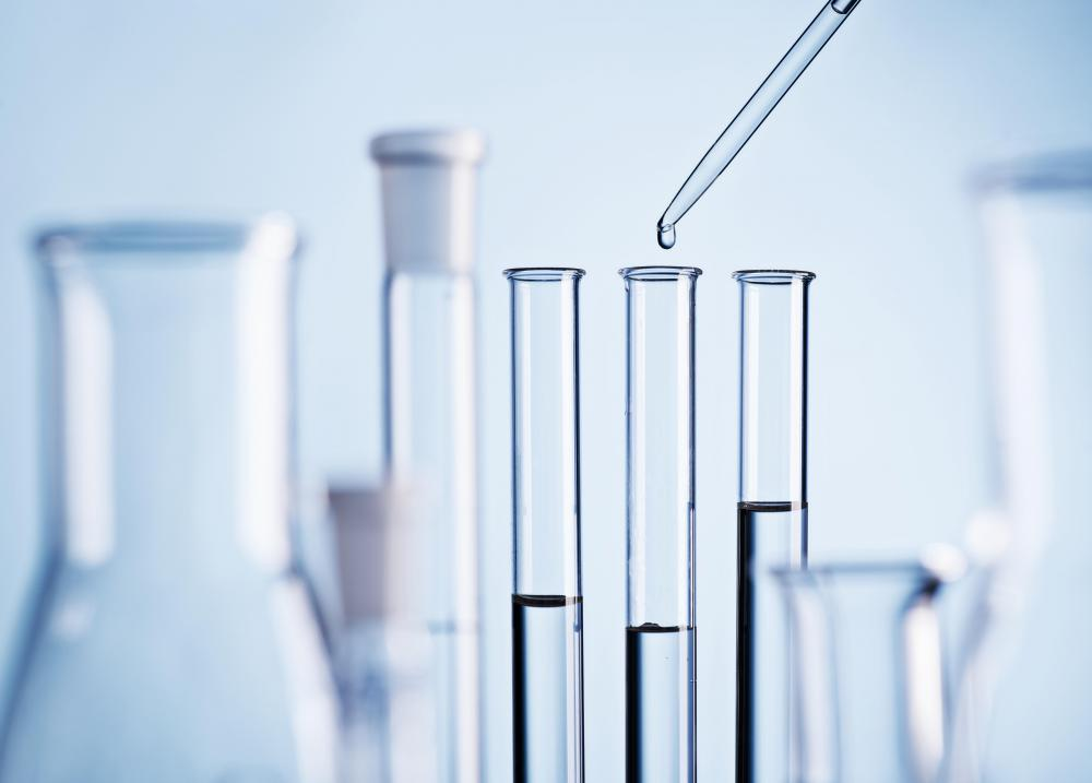 Test tubes are necessary pieces of equipment when performing a cortisol saliva test.