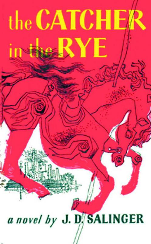 """Catcher in the Rye"", by J.D. Salinger, is an example of classic young adult fiction."