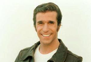 """Happy Days"" actor Henry Winkler, who played Fonzie, is a popular celebrity who was diagnosed with dyslexia."