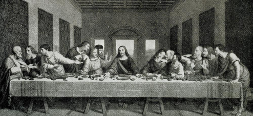 "Leonardo Da Vinci, who painted ""The Last Supper,"" was a polymath."