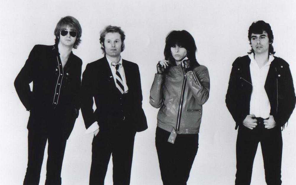 Bands associated with New Wave music included The Pretenders.