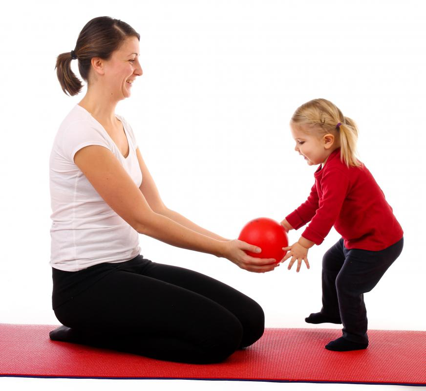 Children who suffer from hemiplegia may benefit from physiotherapy.