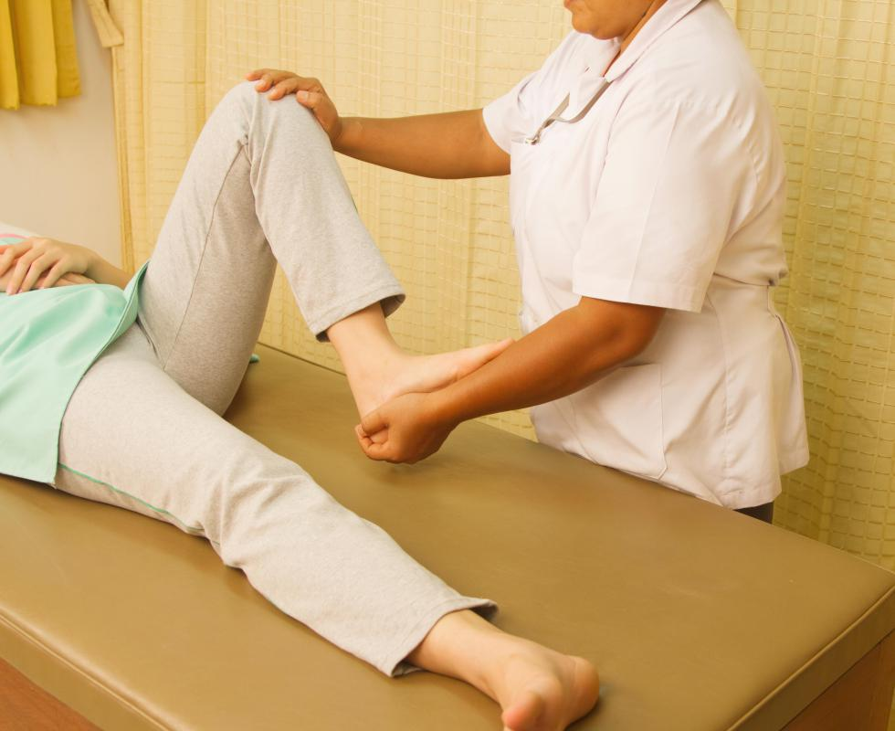 Physical therapy can help the sartorius muscle regain strength following an injury.