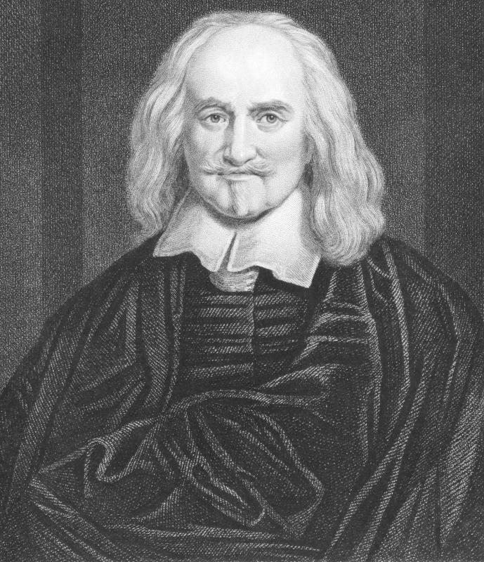 Thomas Hobbes built on the work of the Greeks in natural law theory treatises of his own.
