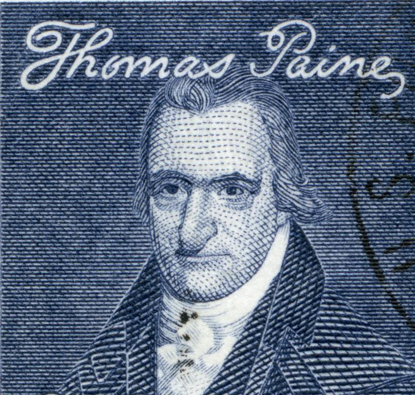 "Thomas Paine's ""Common Sense"" was an influential Revolutionary-era essay."