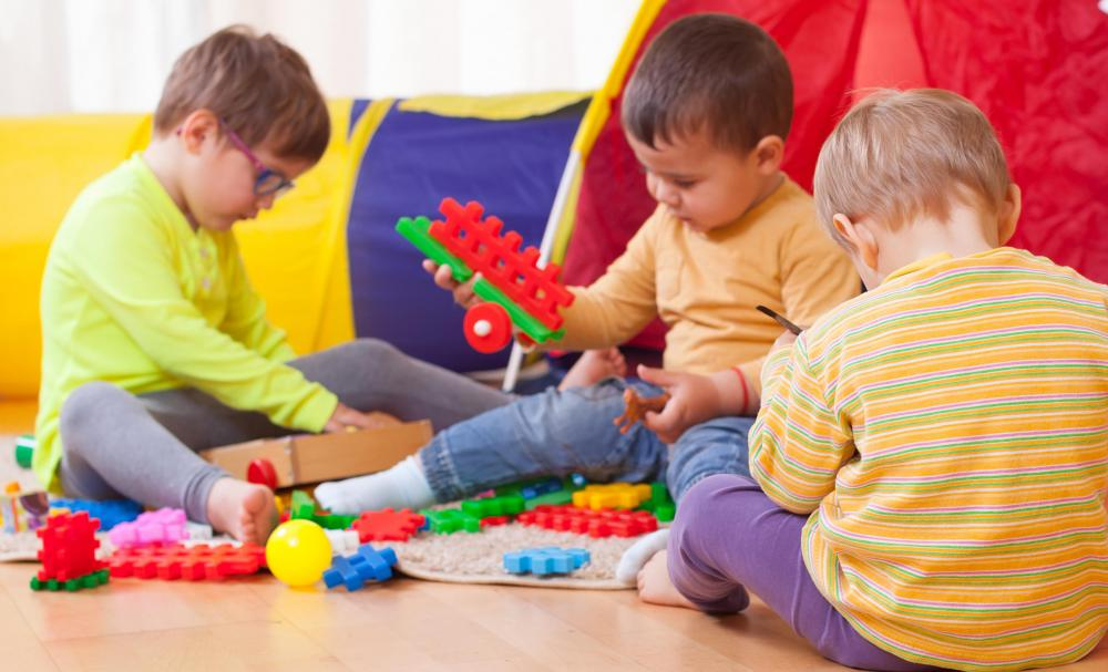 Requirements for working in a daycare differ from those for working in early childhood education.