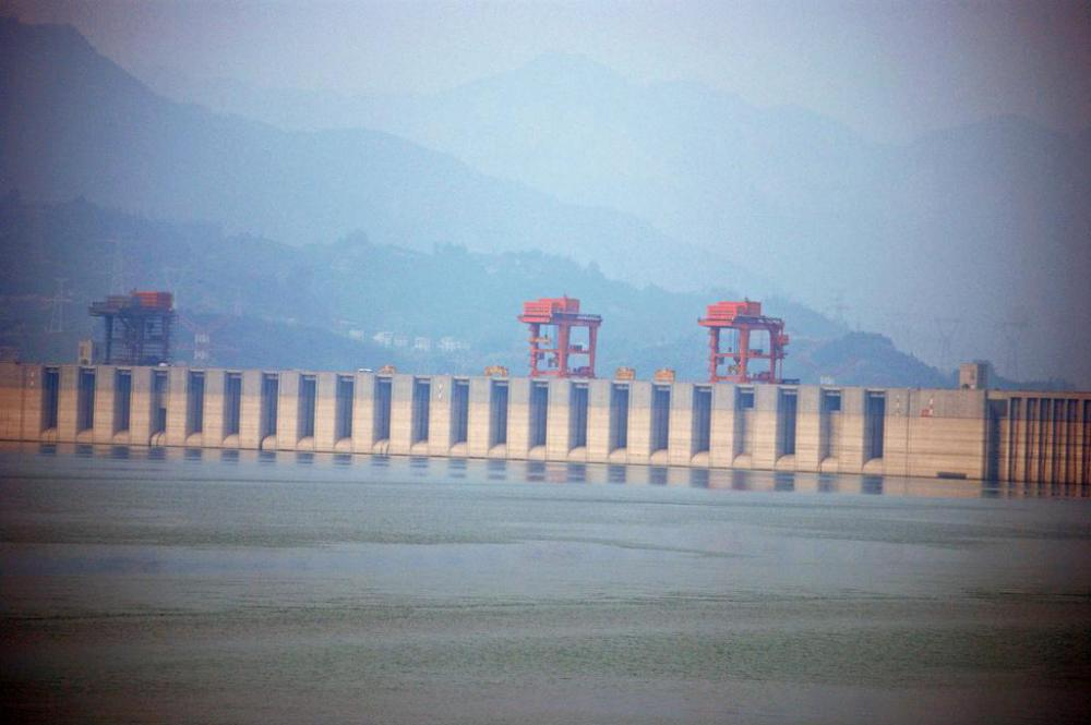 The Three Gorges Dam in China is near a seismic fault, leading some to fear that it will increase the risk of earthquakes in the area.
