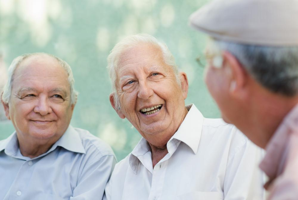 Many people collect social security benefits when they reach retirement age.