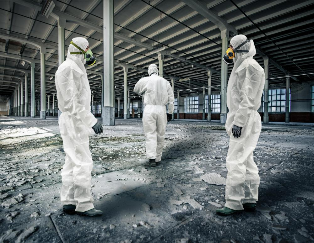 The health risks associated with asbestos exposure mean that safety precautions are a vital measure when carrying out asbestos testing.