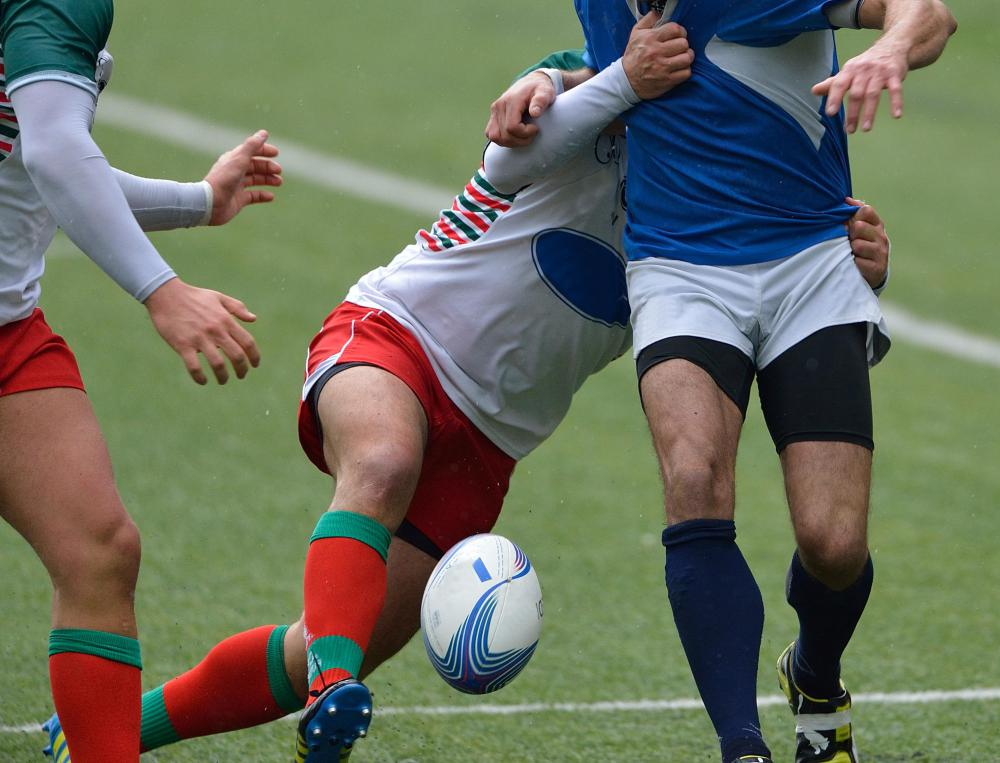 Knee ligament injuries are common among those who play sports.