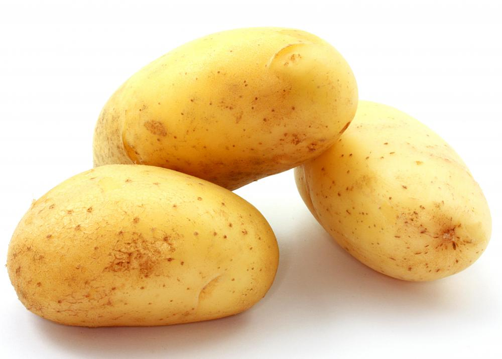 What are new potatoes with pictures - Semer les pommes de terre ...