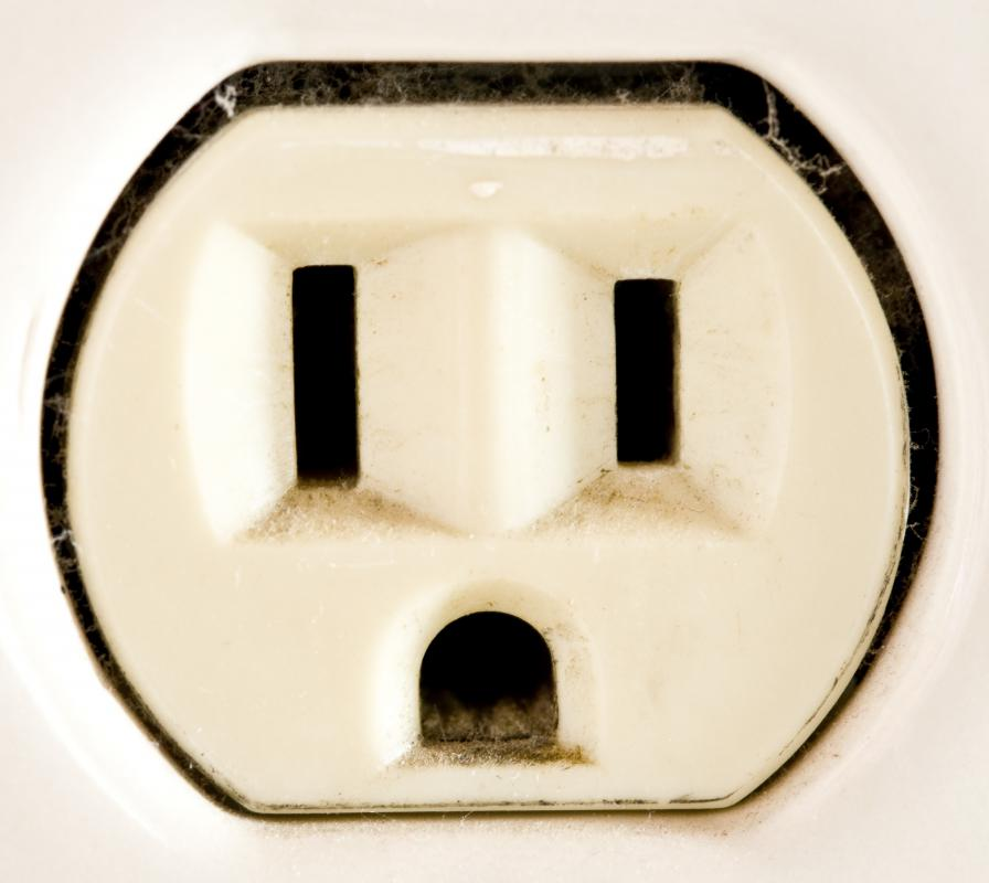 Wall sockets enable device that require electricity to be plugged into a building's electrical system.