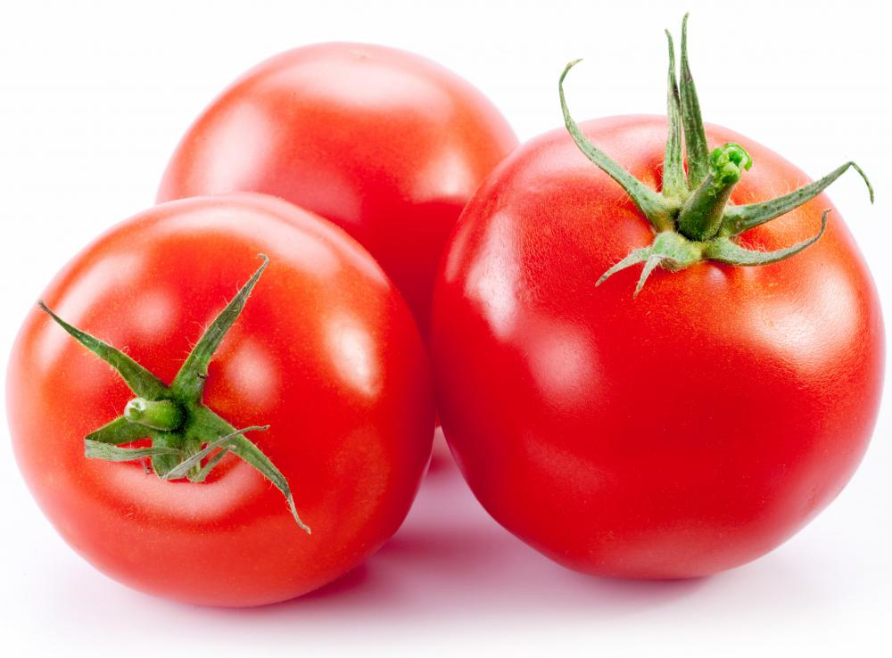Tomatoes are the main ingredient in ketchup.
