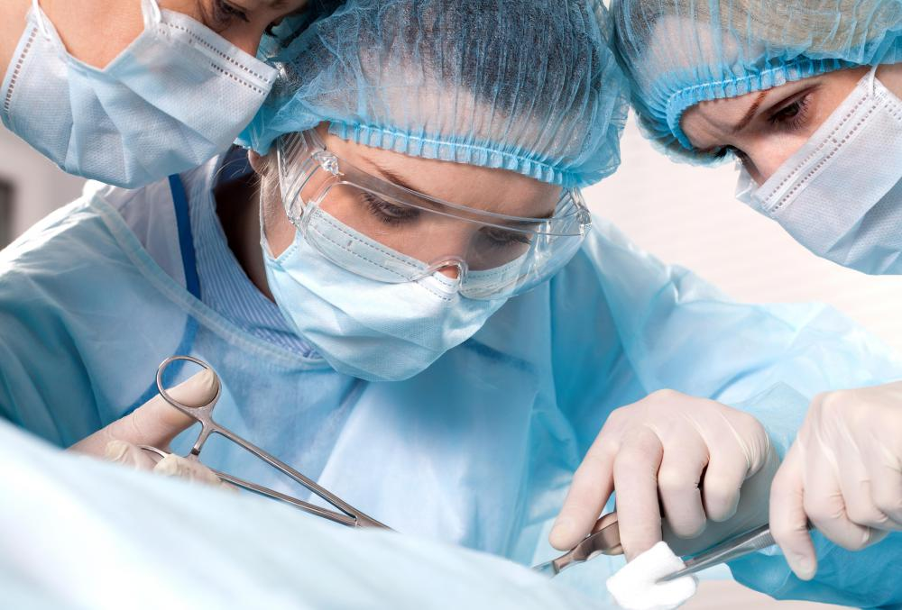 A pacemaker replacement is a minimally invasive surgery.