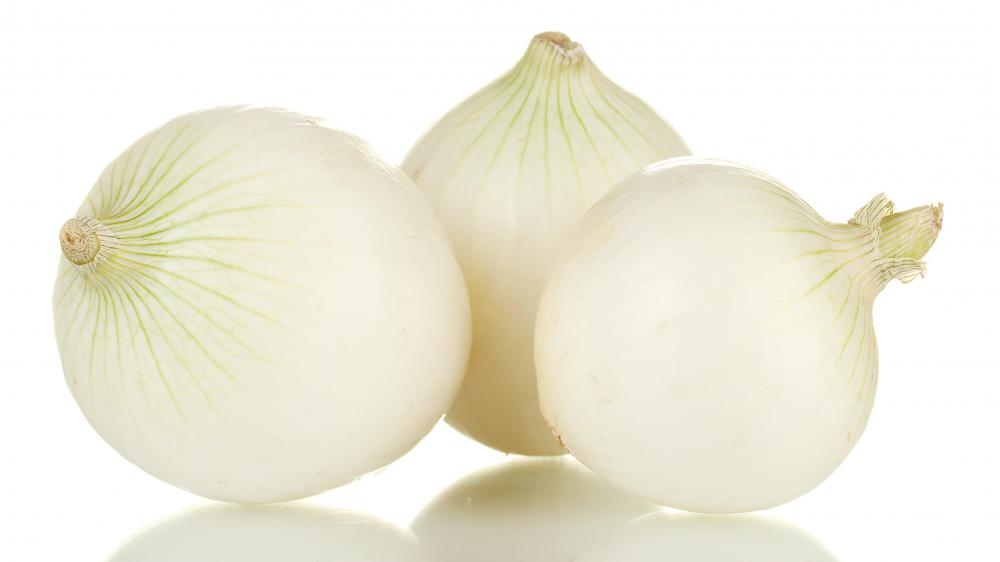 Onions contain chromium, which helps regulate blood sugar.