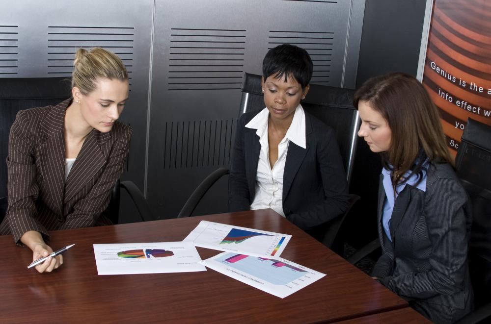 Financial management consultants generally spend a large amount of their time helping clients to resolve debt problems.