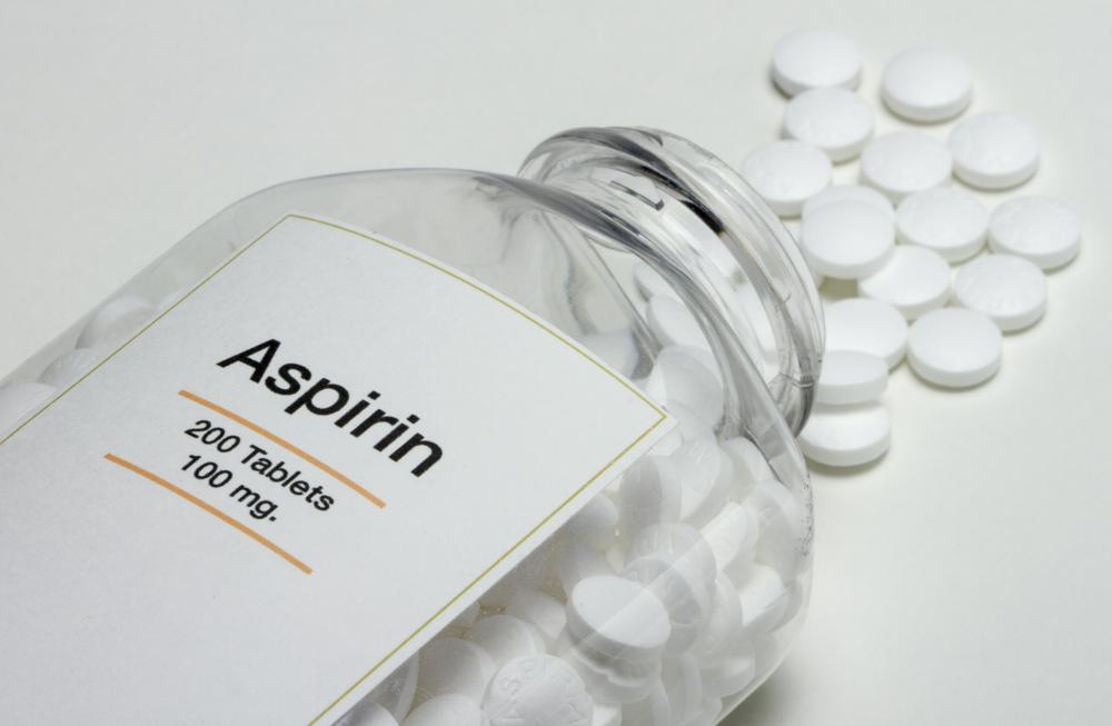 Aspirin may be taken to relieve the joint pain caused by rubella.